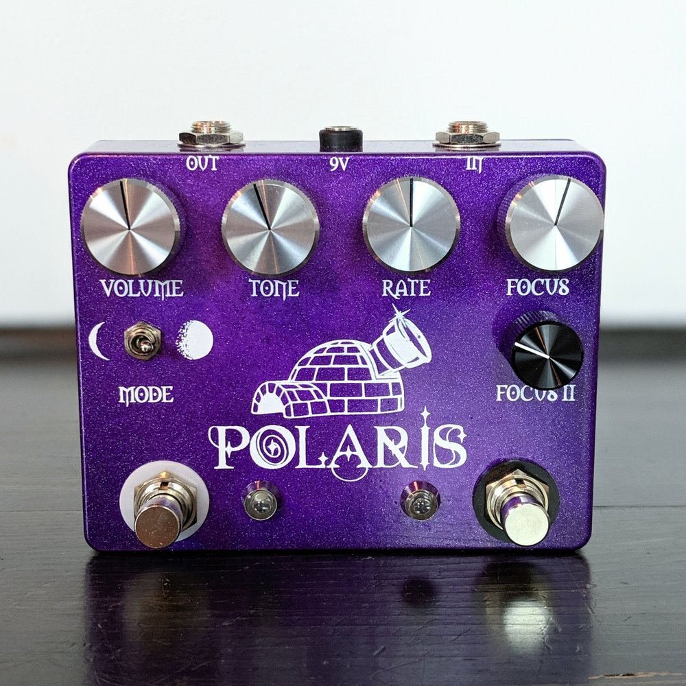 Coppersound Pedals Polaris Analog Chorus and Vibrato - NathansGear.Co