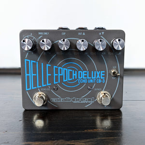 Catalinbread Belle Epoch Deluxe CB3 Dual Tape Echo Emulation - NathansGear.Co