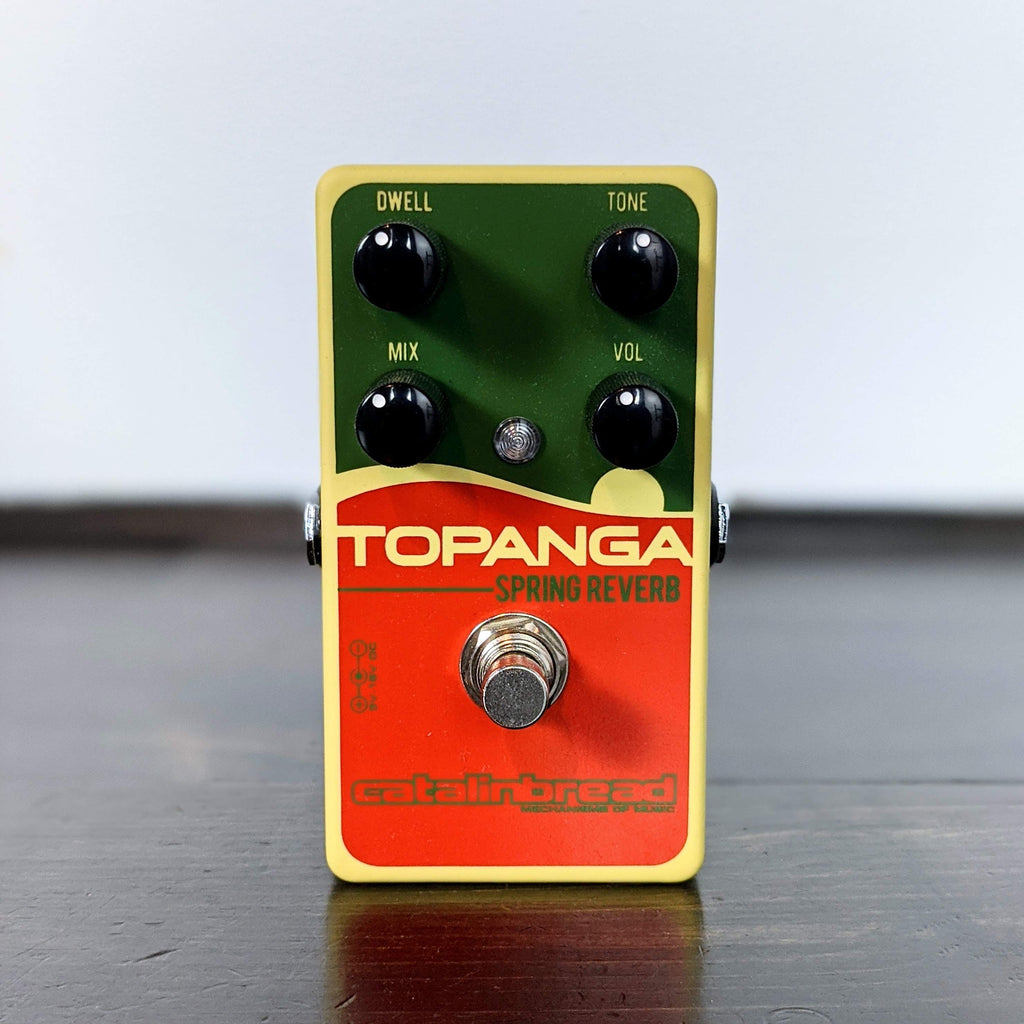 Catalinbread Topanga Spring Reverb - NathansGear.Co