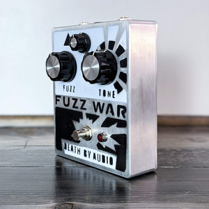 Death By Audio Fuzz War - NathansGear.Co