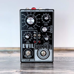 Death By Audio Evil Filter - NathansGear.Co
