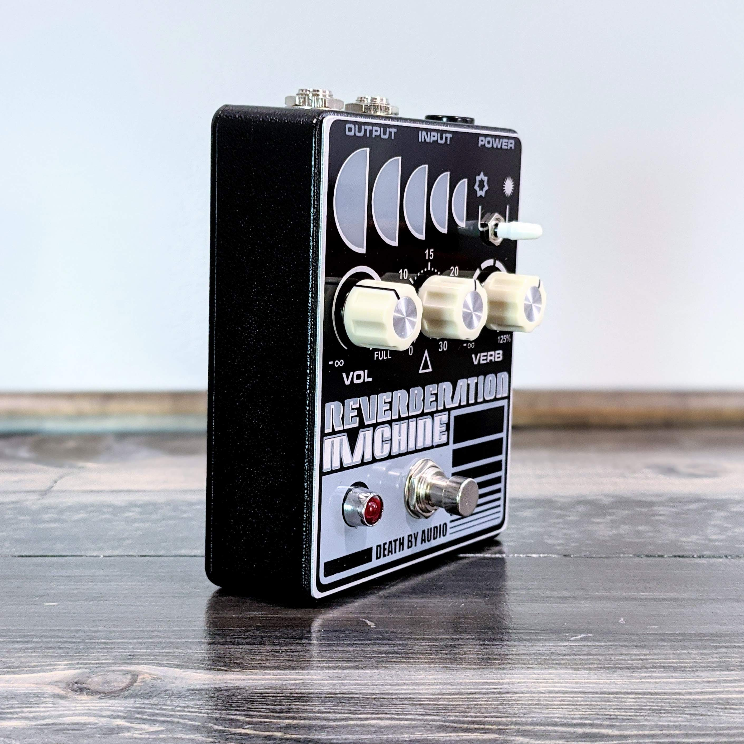 Death By Audio Reverberation Machine - NathansGear.Co