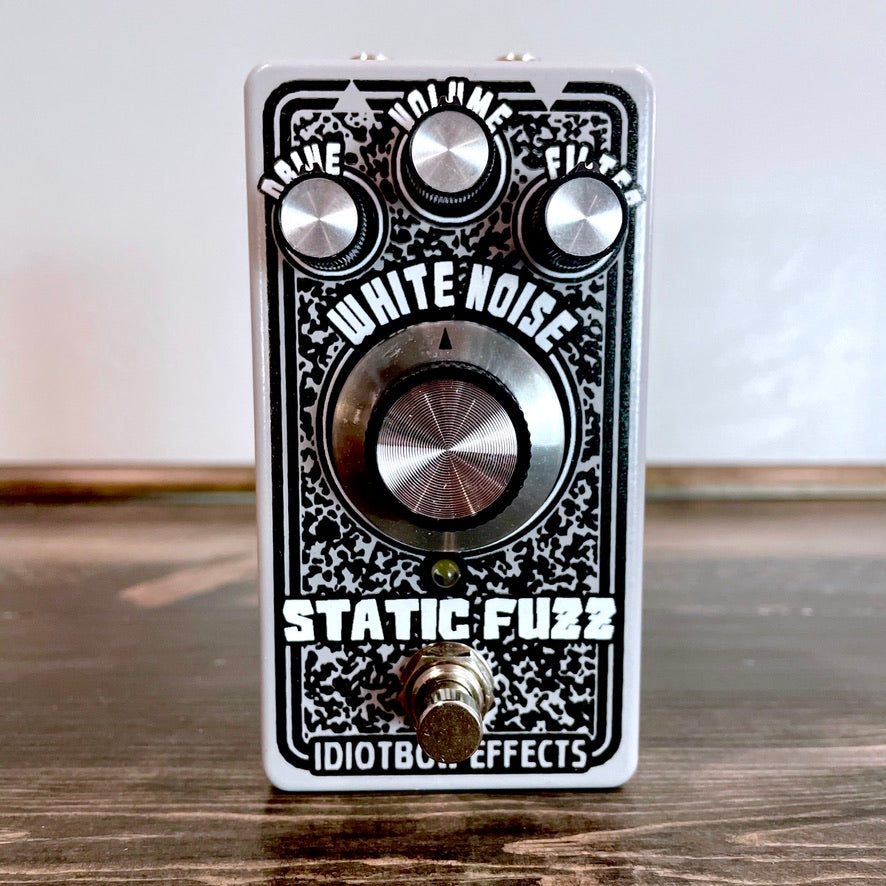 IdiotBox EffectsStatic Fuzz - NathansGear.Co