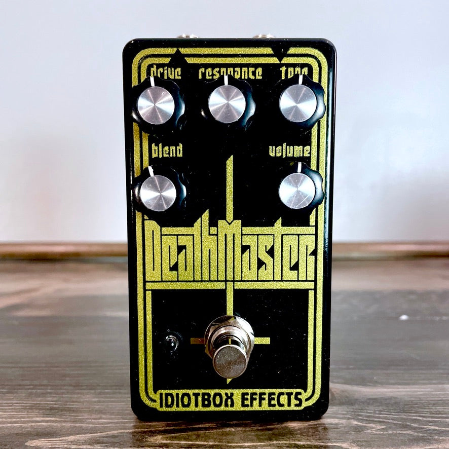 IdiotBox Effects Death Master