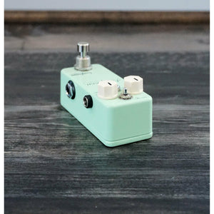 Seafoam Pedals Harpoon Overdrive - NathansGear.Co