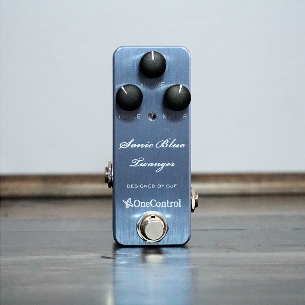 One Control Sonic Blue Twanger - NathansGear.Co