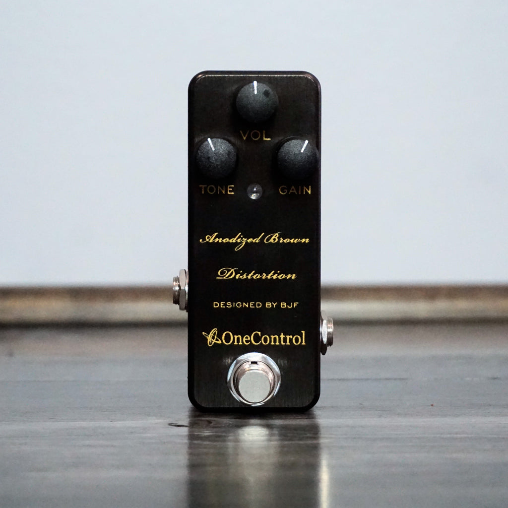 One Control Anodized Distortion - NathansGear.Co