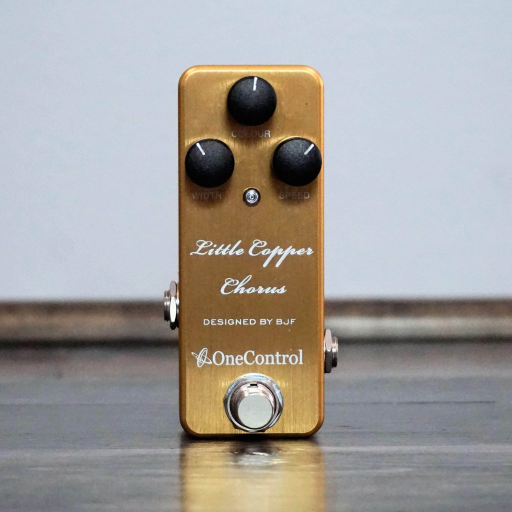 One Control Little Copper Chorus - NathansGear.Co