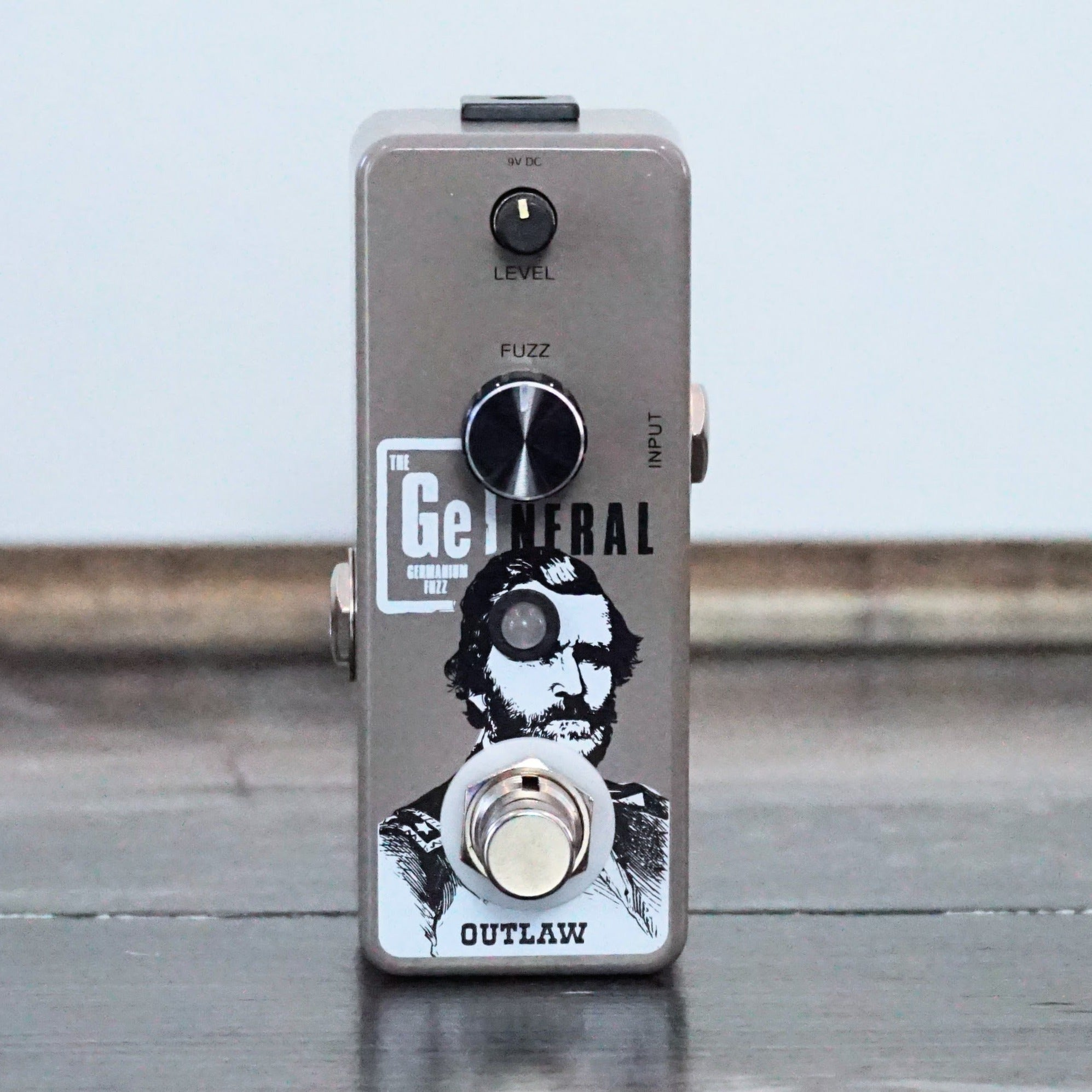 Outlaw Effects The General Germanium Fuzz - NathansGear.Co