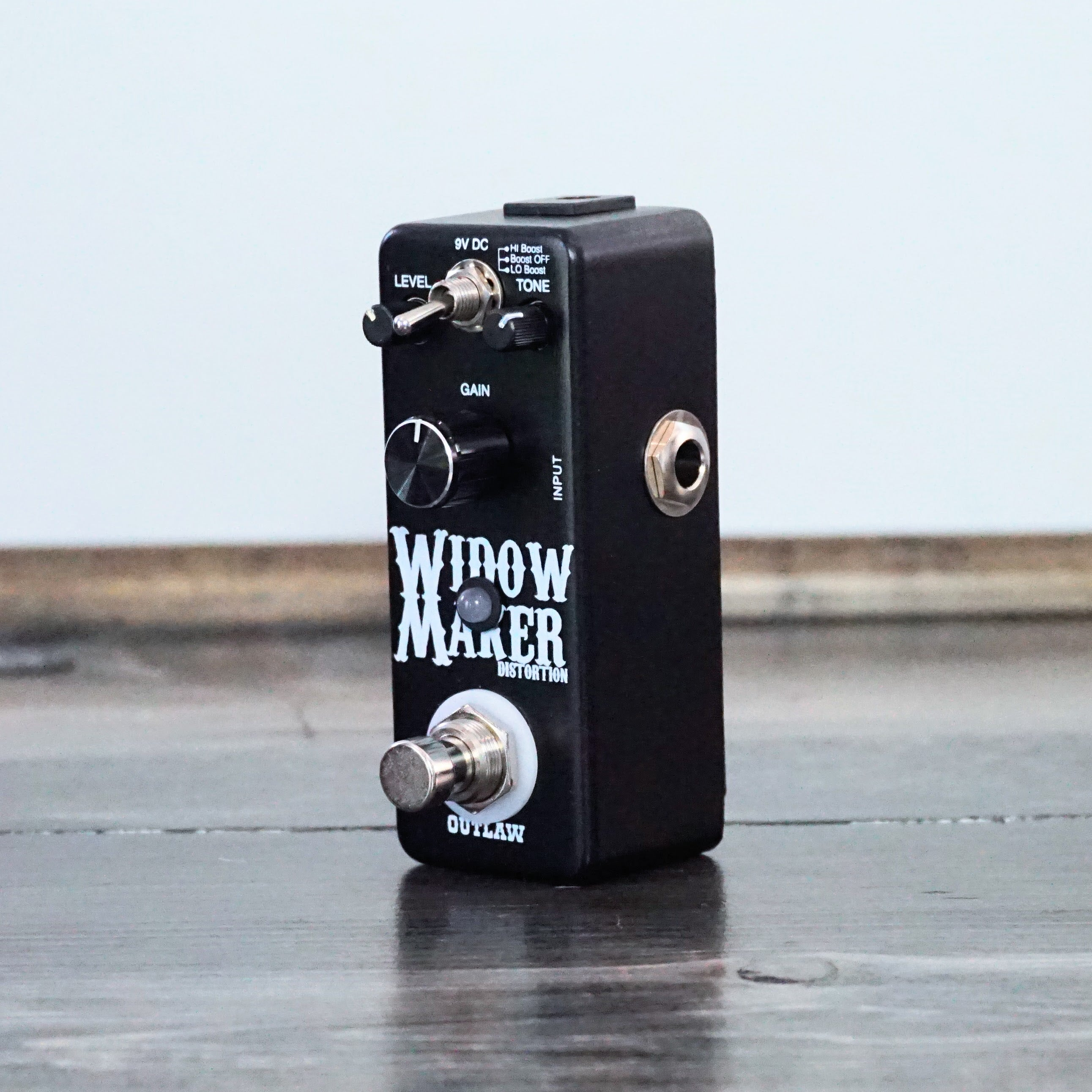 Outlaw Effects Widow Maker Metal Distortion - NathansGear.Co