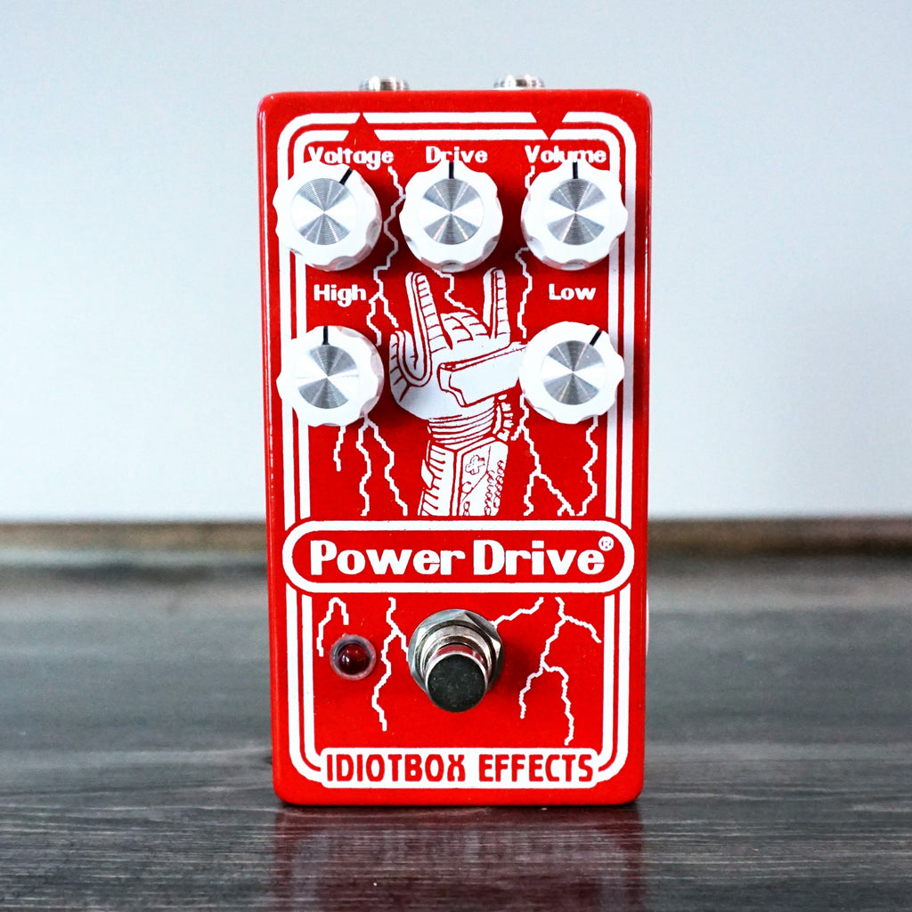 IdiotBox Effects Power Drive - NathansGear.Co