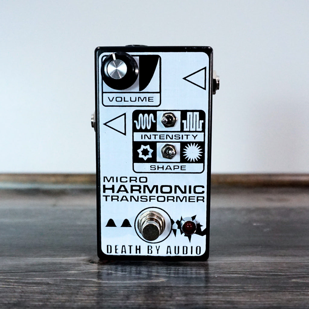 Death By Audio Micro Harmonic Transformer - NathansGear.Co
