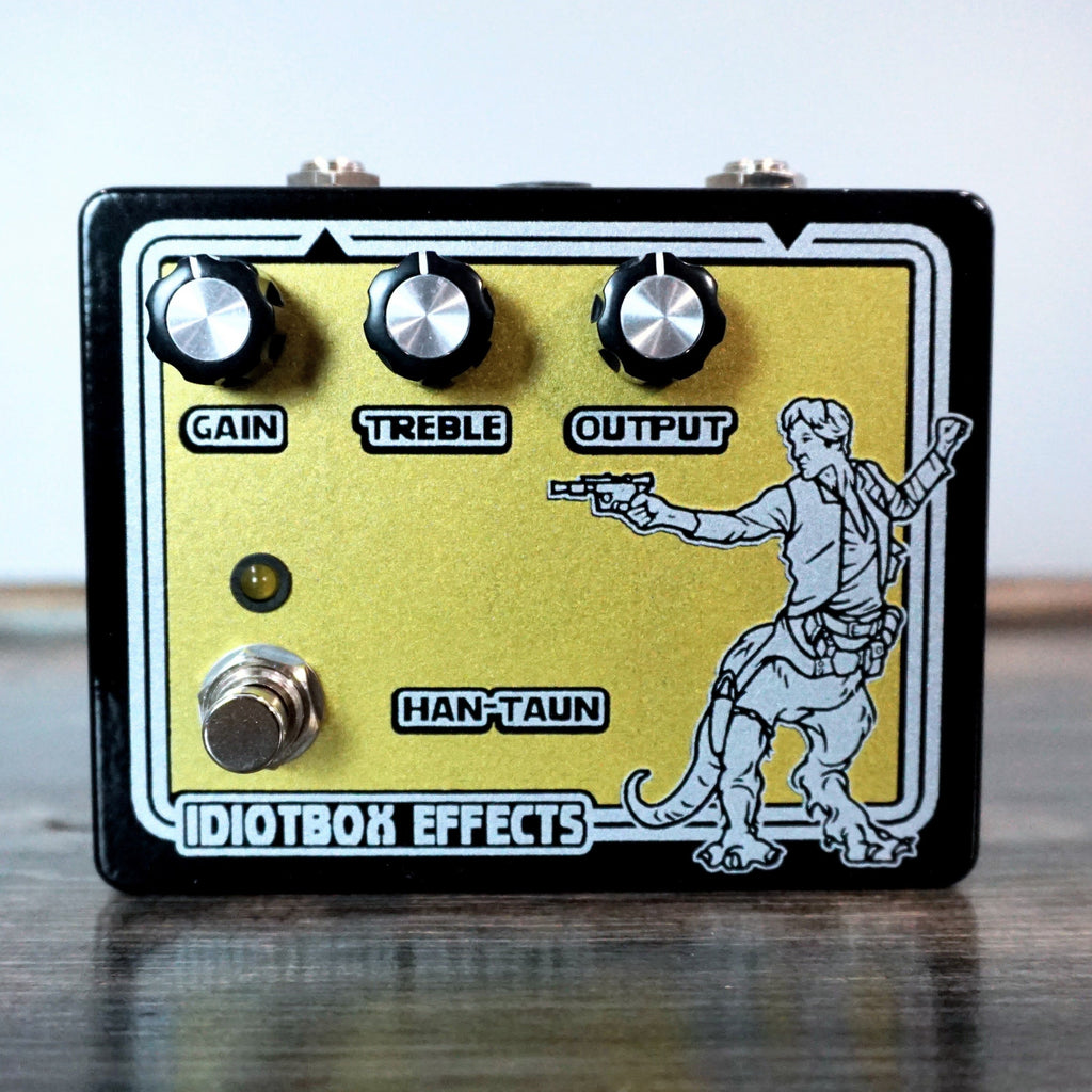 IdiotBox Effects Han-Taun Overdrive - Exclusive Colors - NathansGear.Co