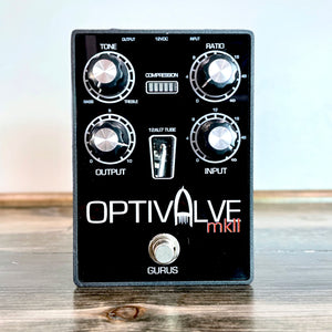 Gurus Pedals Optivalve - NathansGear.Co