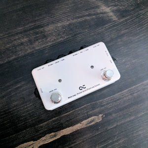 One Control Minimal Series White Loop - NathansGear.Co