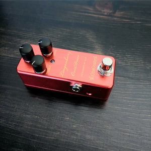 One Control Lingonberry Overdrive - NathansGear.Co