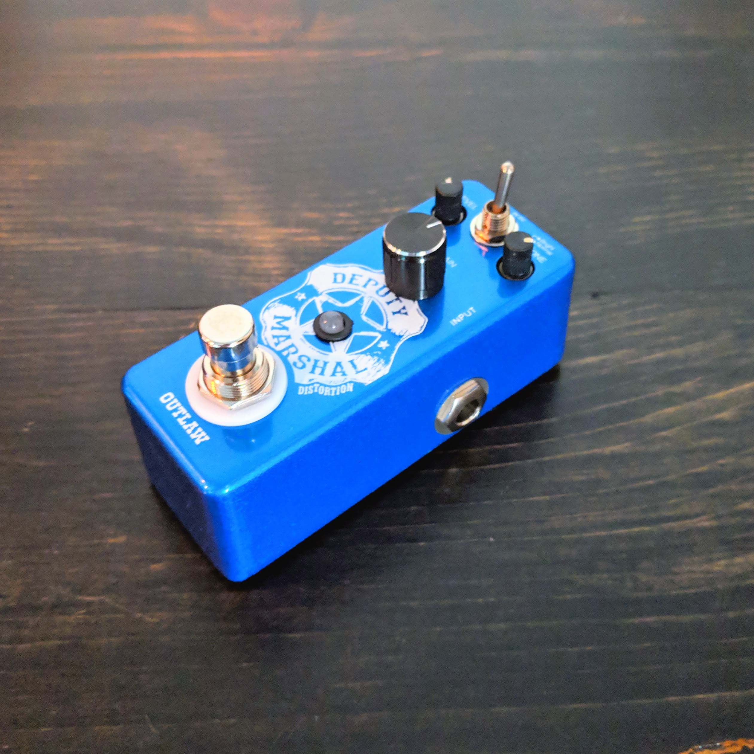 Outlaw Effects Deputy Marshal Distortion - NathansGear.Co