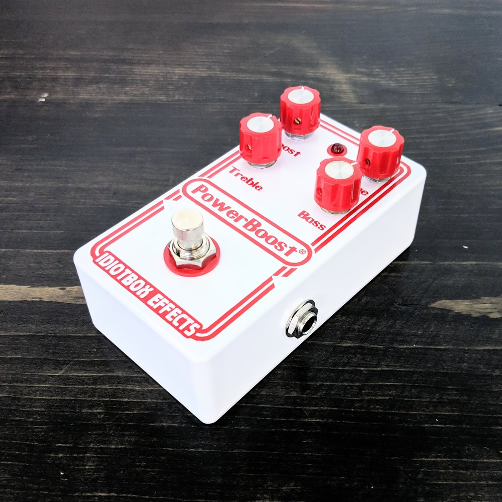 Idiotbox Effects PowerBoost - NathansGear.Co