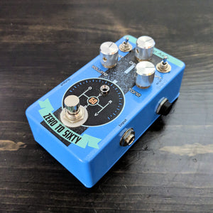 McCaffrey Audio Zero to Sixty - NathansGear.Co