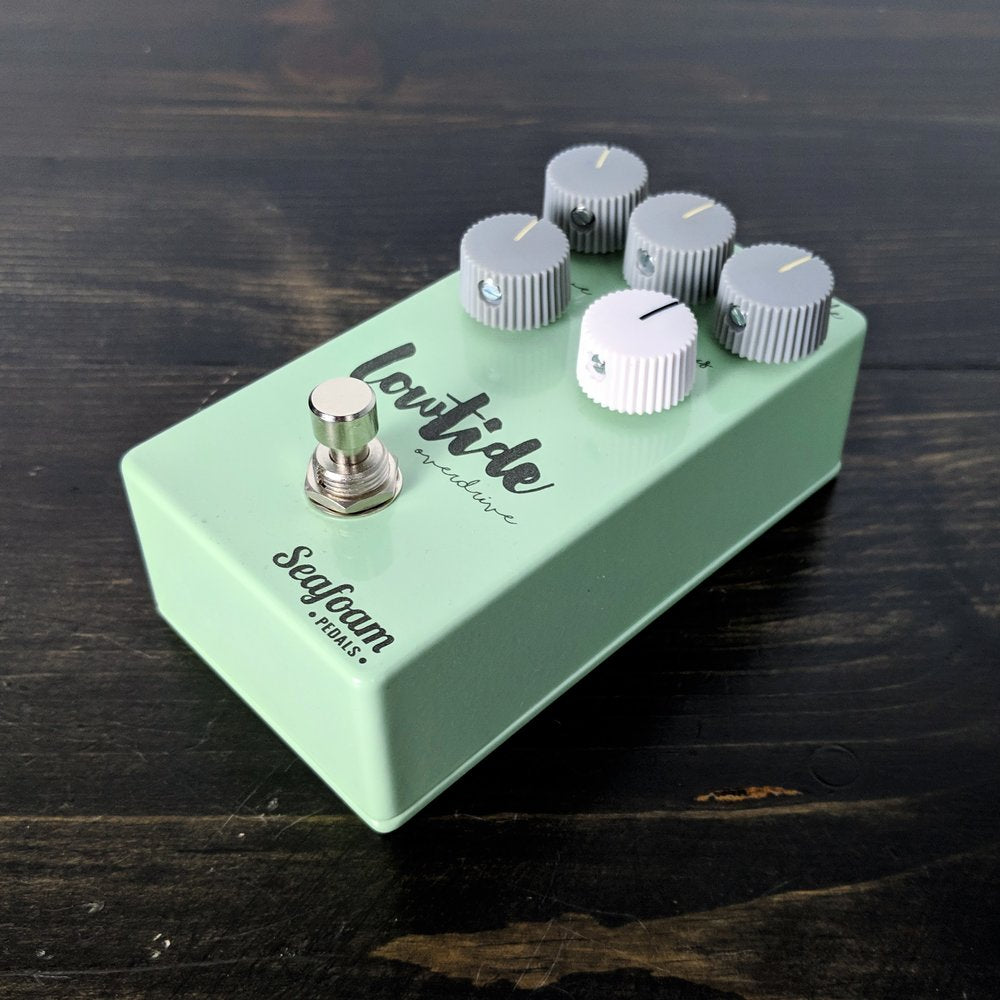 Seafoam Pedals Lowtide Overdrive - NathansGear.Co