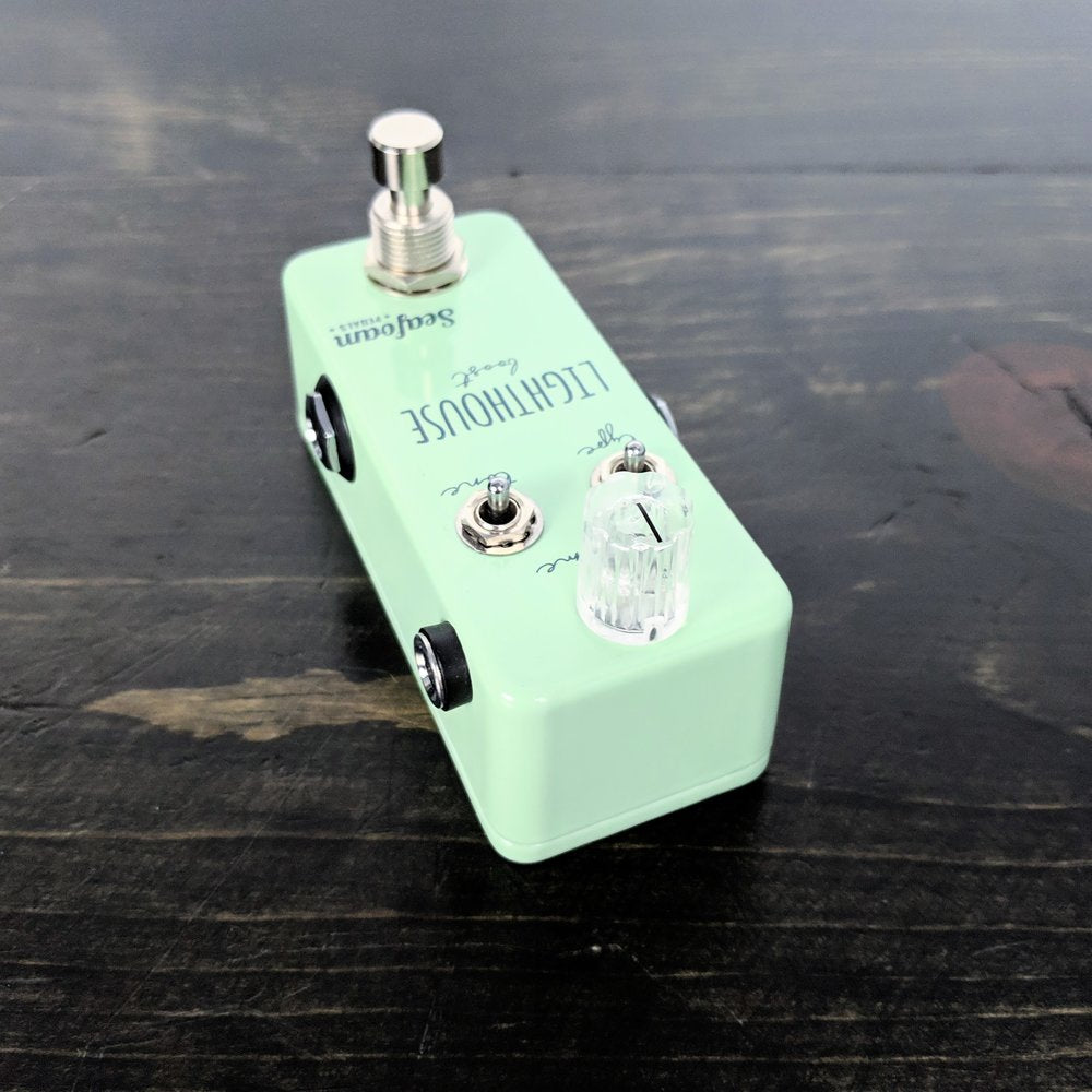 Seafoam Pedals Lighthouse Boost - NathansGear.Co