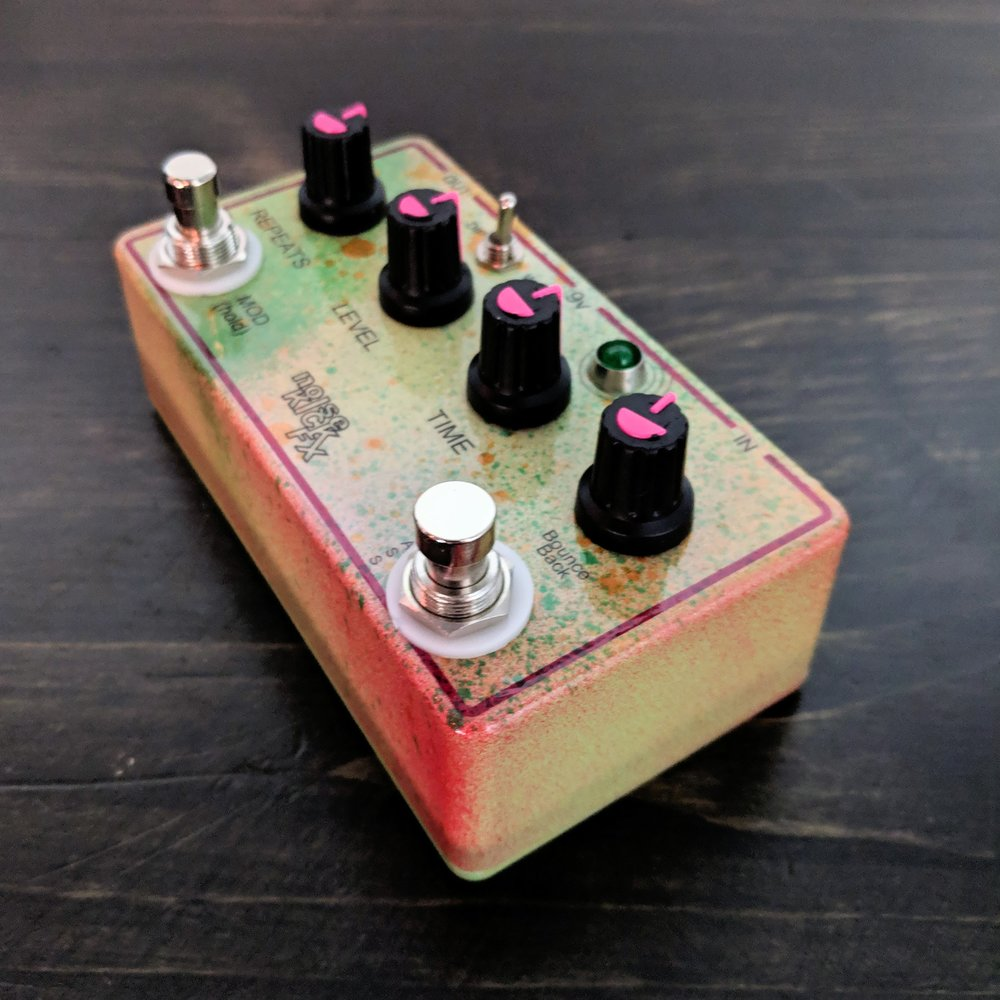 noiseKICK FX Limetime Delay - NathansGear.Co
