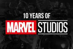 10 MARVELOUS YEARS: MARVEL STUDIOS' 10 YEAR-ANNIVERSARY