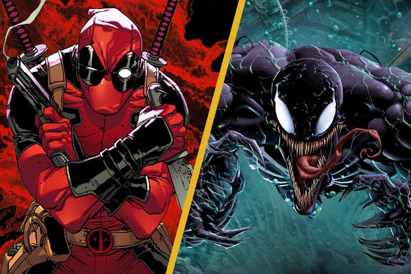 WHO IS THE ANTI-HERO ALL-STAR: DEADPOOL VS. VENOM?