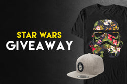 STAR WARS MAY THE FOURTH GIVEAWAY: HOW TO LOOK YOUR BEST IN A GALAXY FAR AWAY