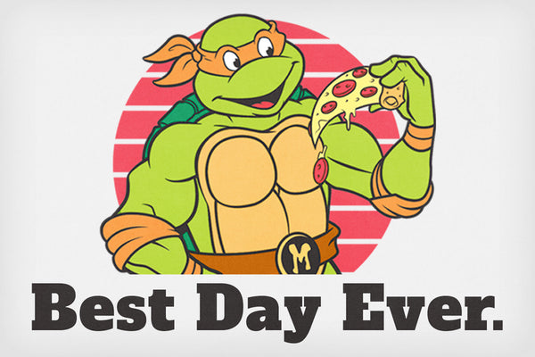 STEAL A PIZZA OF MY HEART: POP-CULTURE'S 5 COOLEST PIZZA LOVERS