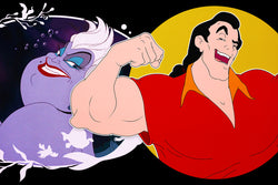POOR UNFORTUNATE SOULS: THE 5 LONELIEST DISNEY VILLAINS