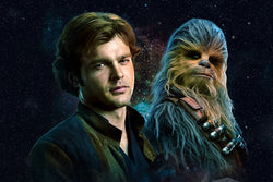 NOT SO SOLO HAN SOLO: COOLEST CO-PILOTS IN THE GALAXY