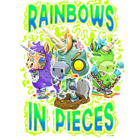 R.I.P. Rainbow In Pieces Clothing