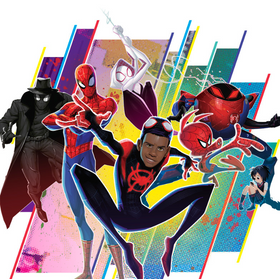 Marvel Spider-Man Into The Spider-Verse Clothing