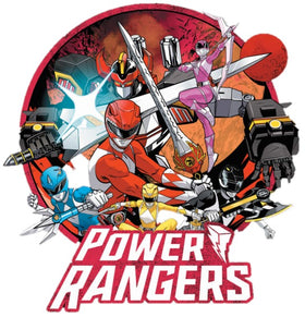 Power Rangers Clothing
