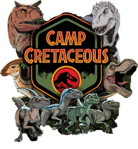 Jurassic World Camp Cretaceous Clothing