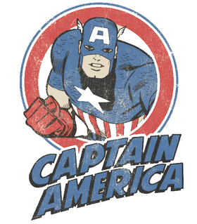 Marvel Captain America Clothing