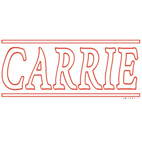 Carrie Clothing