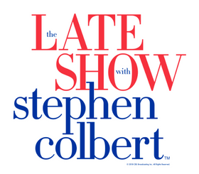 The Late Show with Stephen Colbert Clothing