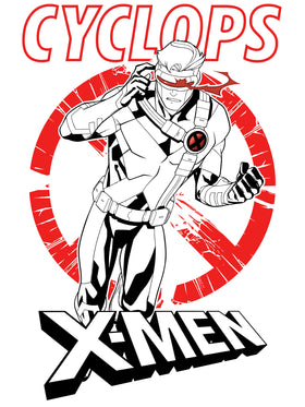 Marvel Cyclops Clothing
