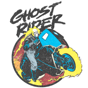 Marvel Ghost Rider Clothing