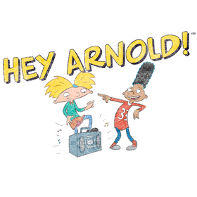 Nickelodeon Hey Arnold! Clothing