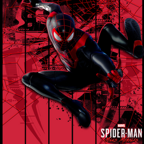 Spider-Man Miles Morales Clothing