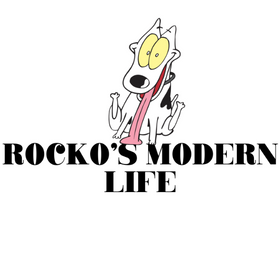 Nickelodeon Rocko's Modern Life Clothing