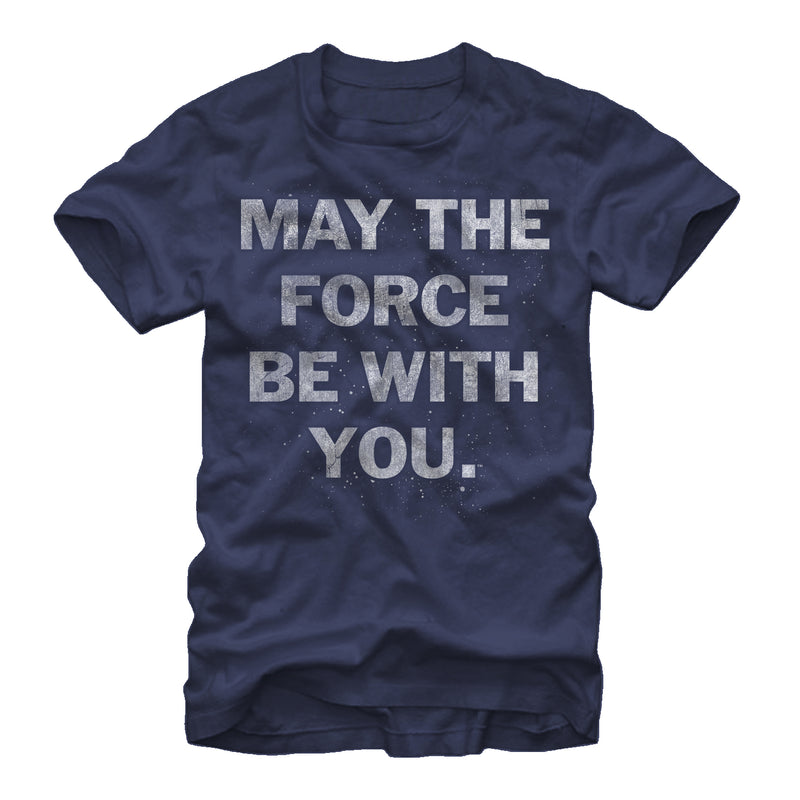 Star Wars The Force is With You Mens Graphic T Shirt