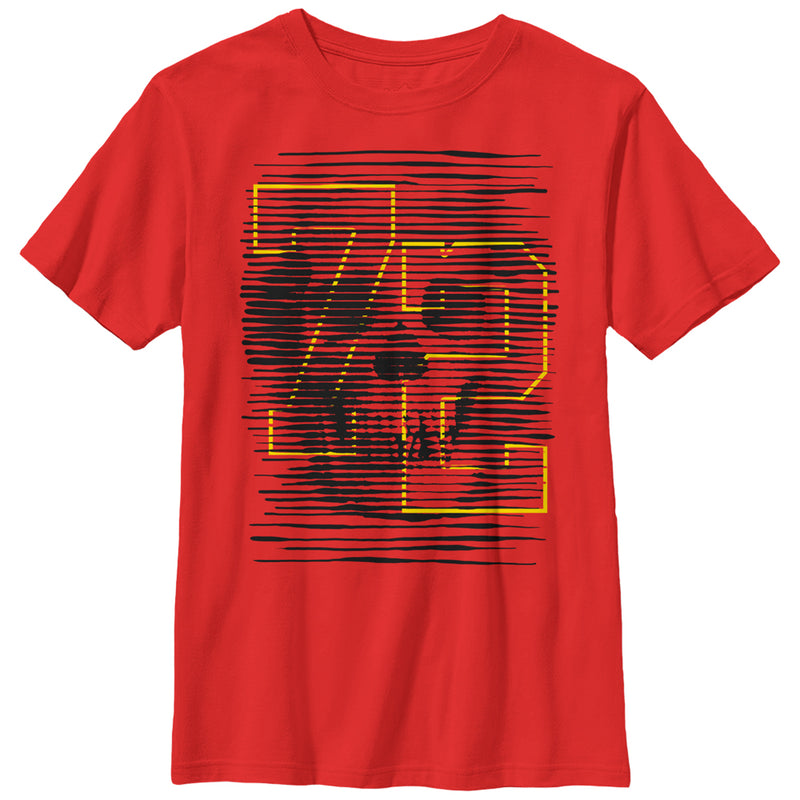 Lost Gods 72 Skull - Boys Graphic T Shirt