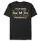 Lost Gods Men's Periodic Table Video Games  T-Shirt