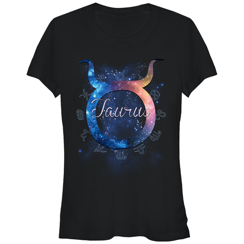 Lost Gods Taurus Juniors Graphic T Shirt
