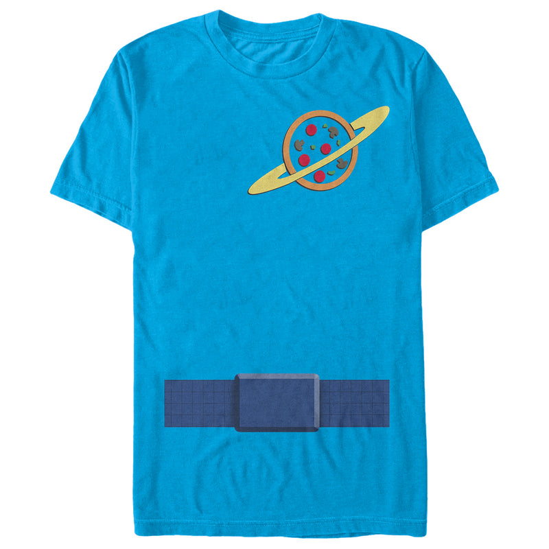 Toy Story Pizza Planet Costume Tee Mens Graphic T Shirt