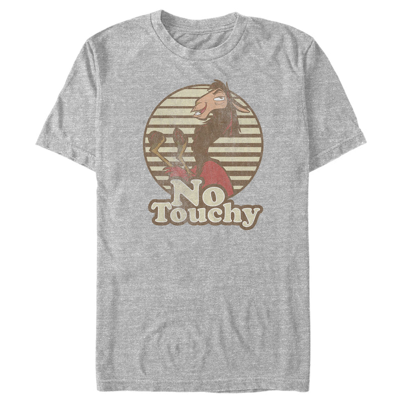 The Emperor's New Groove Kuzco No Touchy Mens Graphic T Shirt